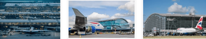 Lost found airport London Heathrow