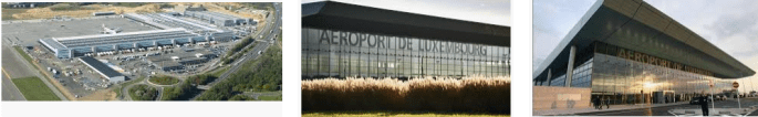 Lost found airport Luxembourg