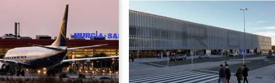 Lost found airport Murcia