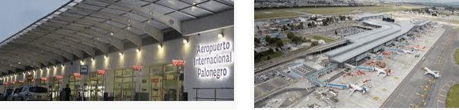 Lost and found airport Palonegro Bucaramanga