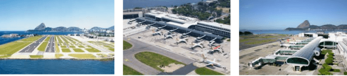 Lost and found airport Santos Dumont Rio de Janeiro