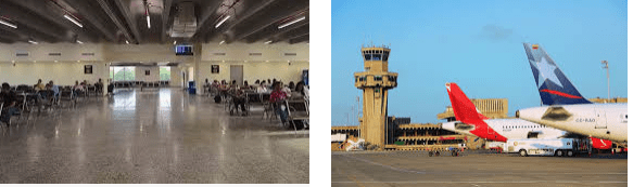 Lost and found airport Soledad