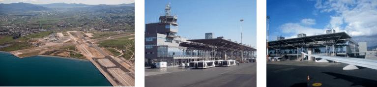 Airport Makédonia (SKG) Thessaloniki
