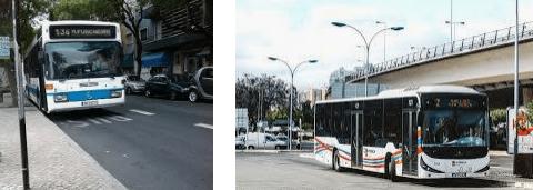 Lost found bus Amadora