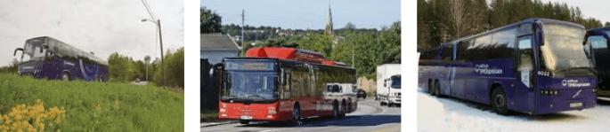 Lost found bus Fredrikstad
