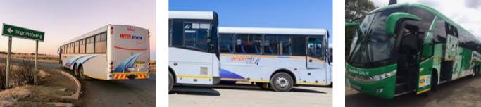 Lost found bus Bloemfontein