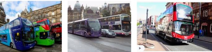 Lost found Leeds bus
