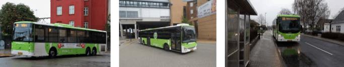 Lost found bus Odense