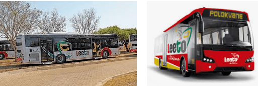 Lost found bus Polokwane