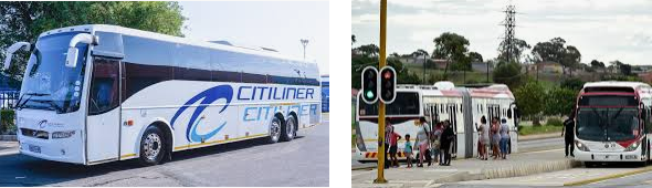 Lost found bus Port Elizabeth