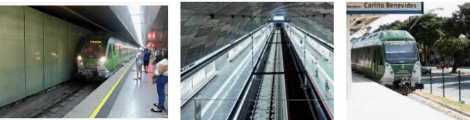 Lost and found metro Fortaleza