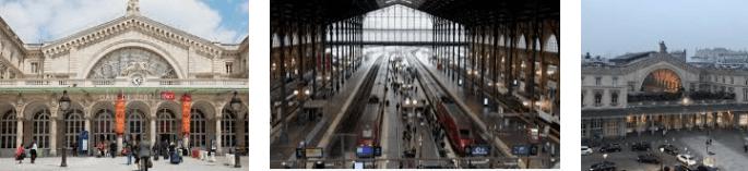Lost found Paris Gare de l'est