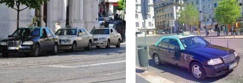 Lost found taxi Almada