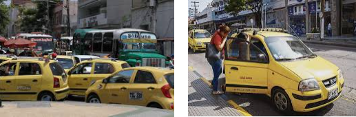 Lost and found taxi Barranquilla