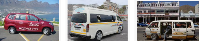 Lost found taxi Cape Town