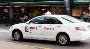Lost found taxi Darwin