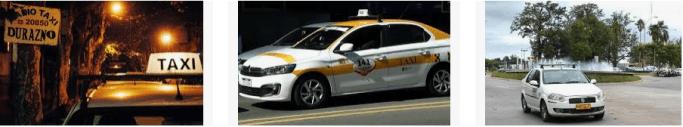 Lost and found taxi Durazno