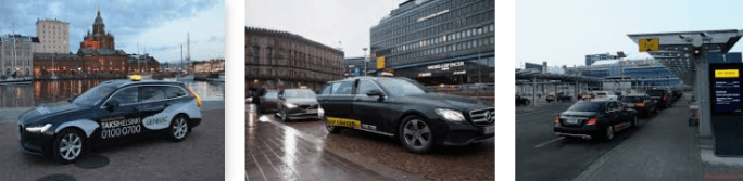 Lost found taxi Helsinki