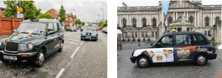 Lost found taxi Londonderry