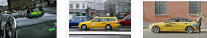 Lost found taxi Odense