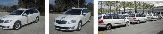 Lost found taxi Palma de Mallorca