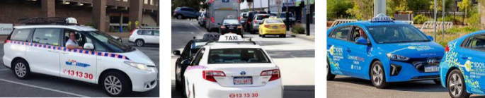 Lost found taxi Perth