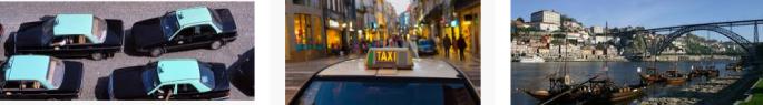 Lost found taxi Porto