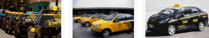 Lost and found taxi Puebla