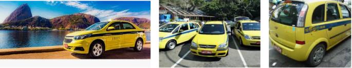 Lost and found taxi Rio de Janeiro