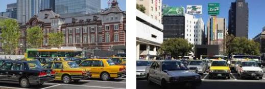 Lost found taxi Saitama