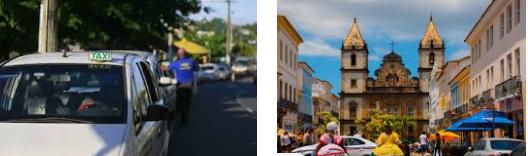 Lost and found taxi Salvador de Bahia
