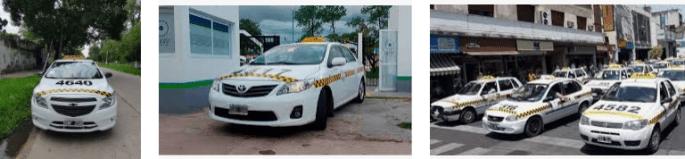 Lost and found taxi San Miguel de Tucuman