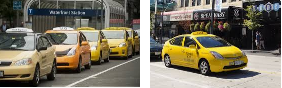Lost found taxi Vancouver