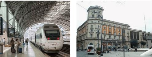Lost found train station Bilbao