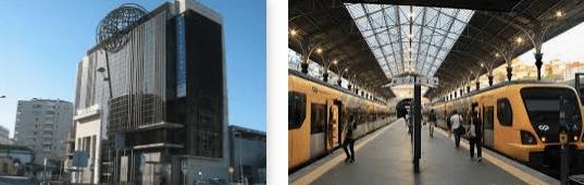 Lost found train station Braga
