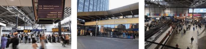 Lost found train station Leeds