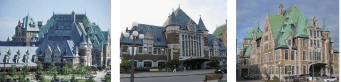 Lost found train station Quebec