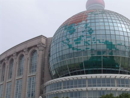 Shanghai International Convention Centre