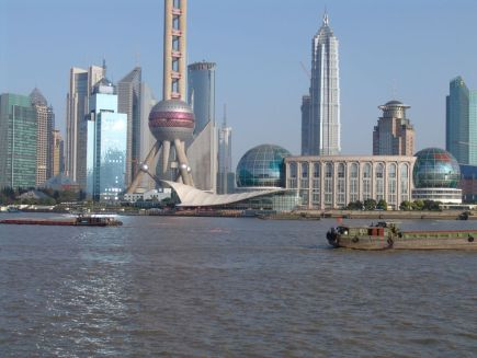 Oriental Pearl Tower & Convention Centre