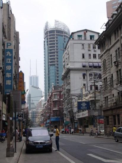 Irgendwo in Huangpu