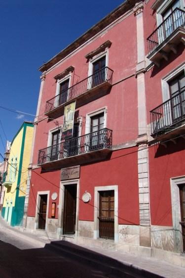 Museo y Casa de Diego Rivera