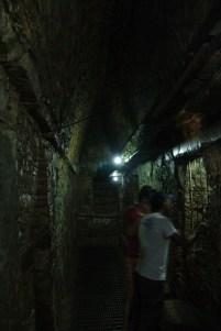 Im inneren von El Palacio