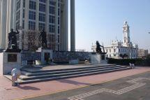 Denkmal am Pemex Building