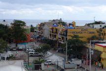 Blick vom Hotel Casa De Gopala
