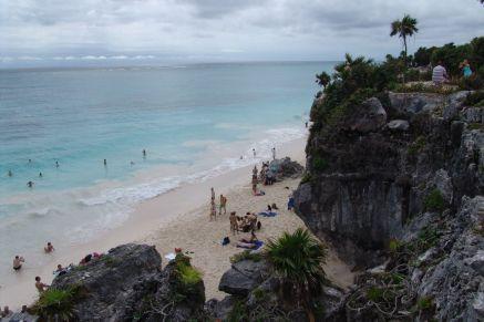 Strand von Tulúm