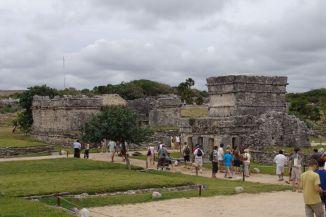 Ruinen von Tulúm