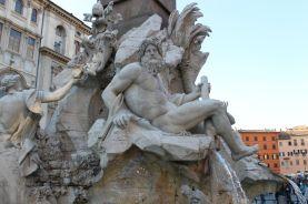 Fontana dei Quattro Fiumi (Vierströmebrunnen)