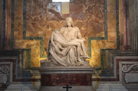 San Pietro in Vaticano (Peterskirche)