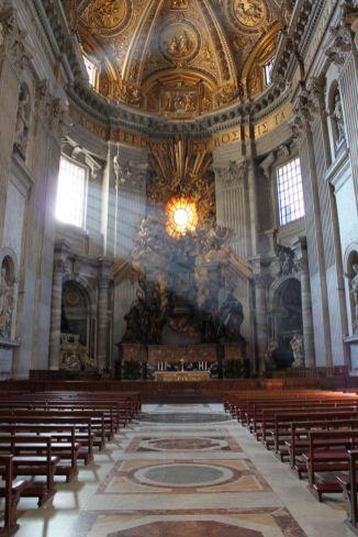San Pietro in Vaticano (Peterskirche)
