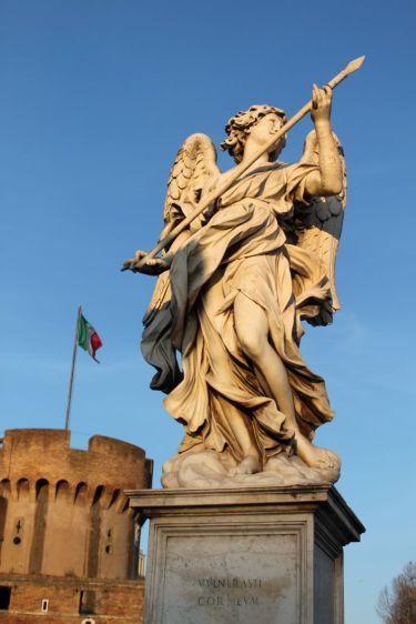 Engel auf der Ponte Sant'Angelo